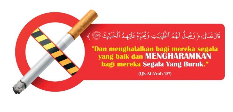 Hukum Merokok Menurut Islam